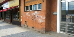 Čištění a odstranění graffiti